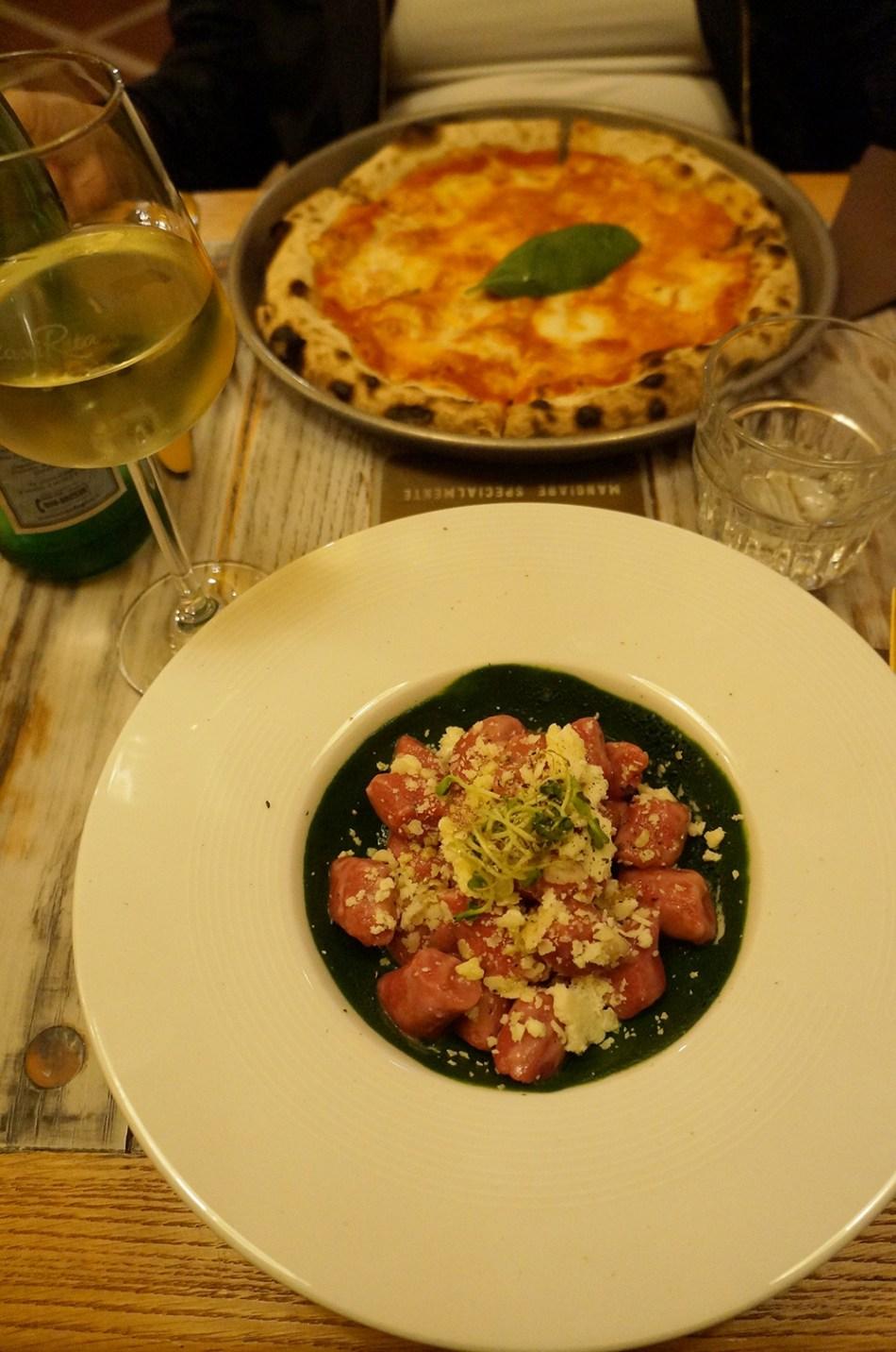 Roma - Itália - Restaurante Casa Rita