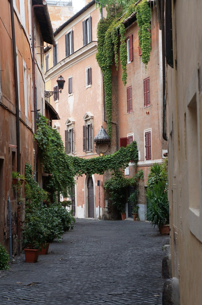 Trastevere | Roma, Itália