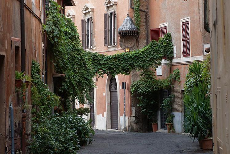 Capa Trastevere | Roma, Itália