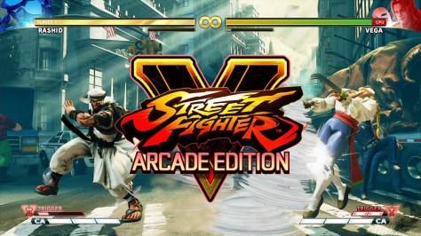 Resultado de imagem para Street Fighter V Arcade Edition - PC
