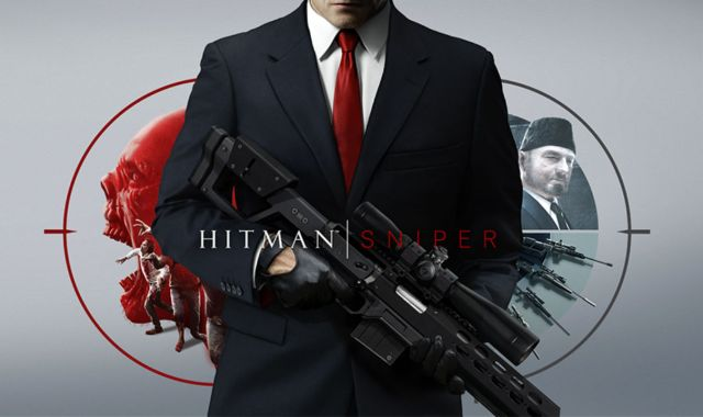 HITMAN SNIPER APK + MOD APK + DATA DOWNLOAD FOR ANDROID