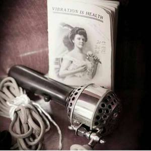 primeiro vibrador