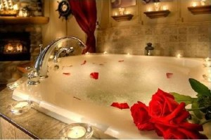 banho afrodisiaco