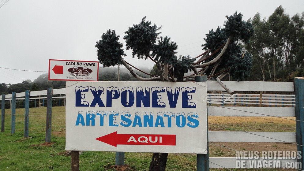 Exponeve - São Joaquim / SC
