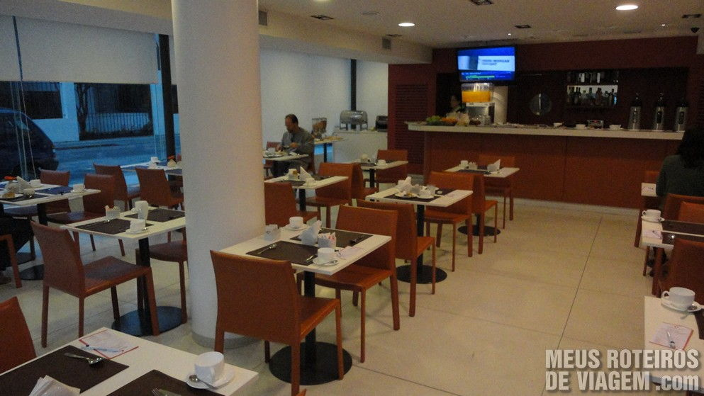 Hotel Intercity Premium - Montevidéu