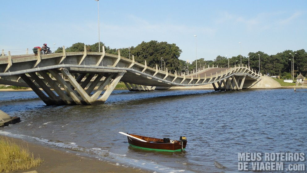 Puente Leonel Vieira - Punta del Este, Uruguai