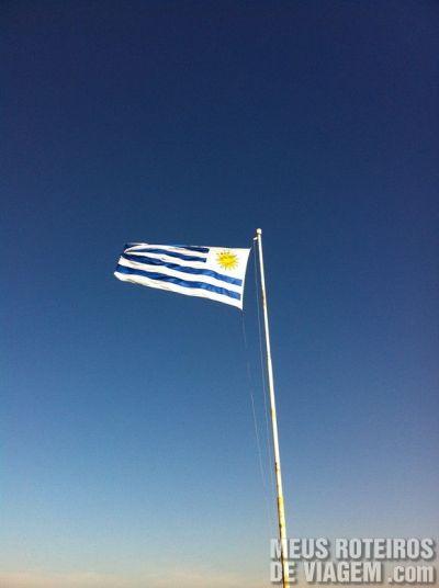 Bandeira do Uruguai