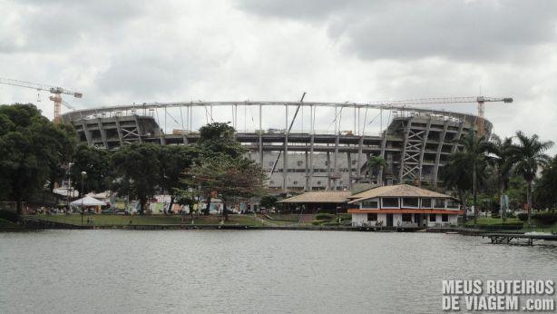 Arena Fonte Nova - Salvador, Bahia