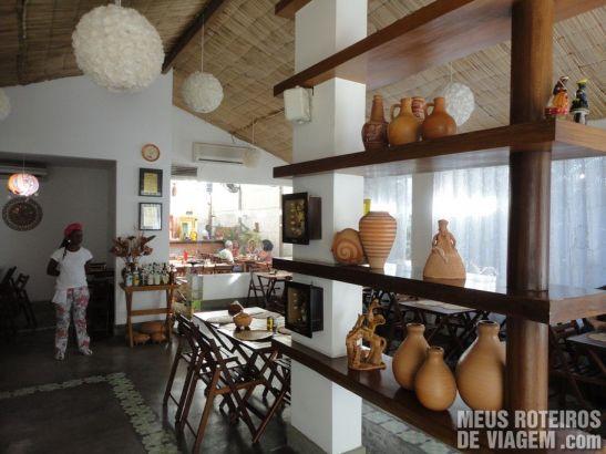 Restaurante Dona Mariquita - Salvador