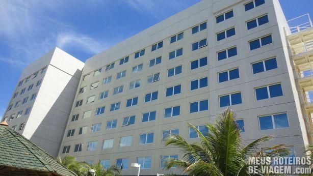 Hotel Mercure Salvador Rio Vermelho