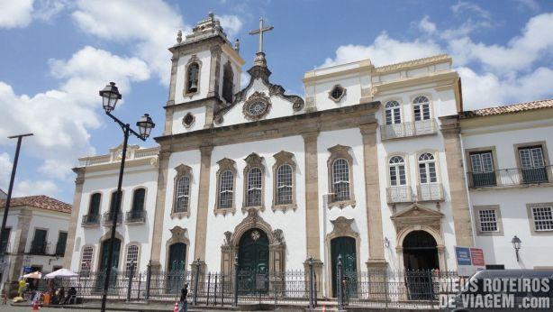 Igreja da Ordem Terceira de São Domingos - Salvador, Bahia