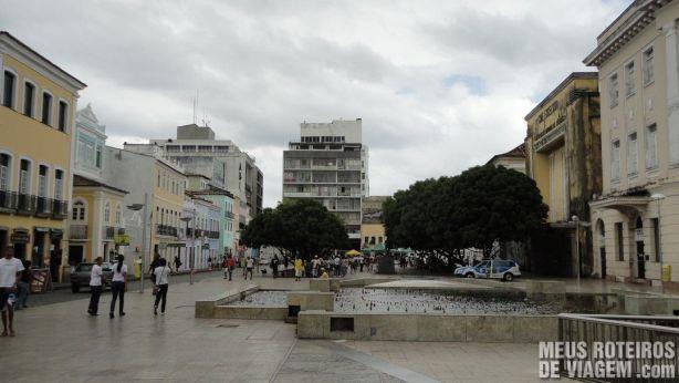 Praça da Sé - Salvador, Bahia