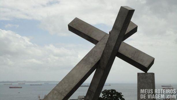 Cruz Caída - Salvador, Bahia