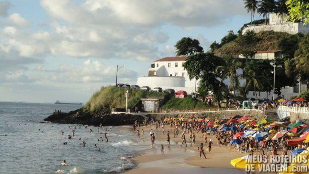 Forte de São Diogo - Salvador, Bahia