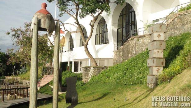 Parque das Esculturas do MAM - Salvador, Bahia