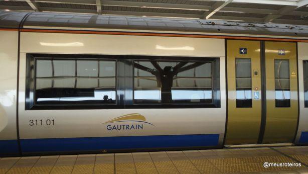 Gautrain - Joanesburgo