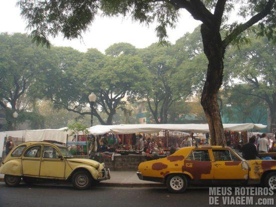 Plaza Serrano - Palermo, Buenos Aires