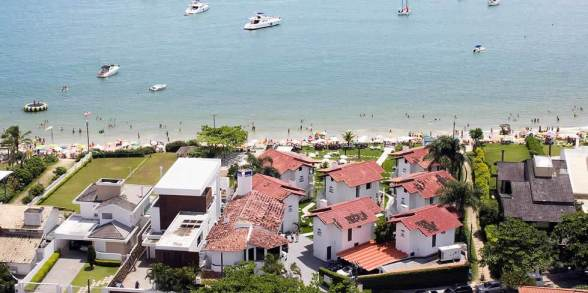 Hotel Sete Ilhas - Jurerê, Florianópolis
