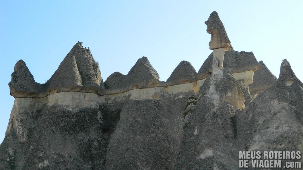 Vale dos Monges / Pasabagi - Capadócia, Turquia