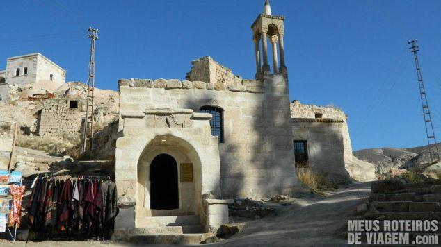 Mesquita de Çavusin - Capadócia, Turquia