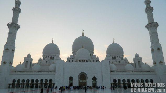 Mesquita Sheik Zayed - Abu Dhabi, Emirados Árabes