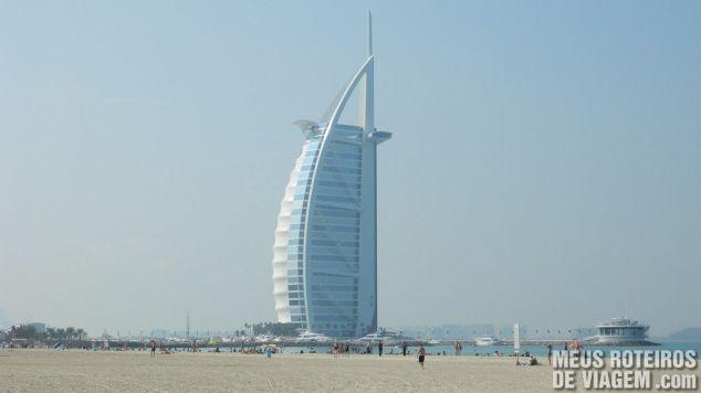 Burj al Arab - Dubai, Emirados Árabes