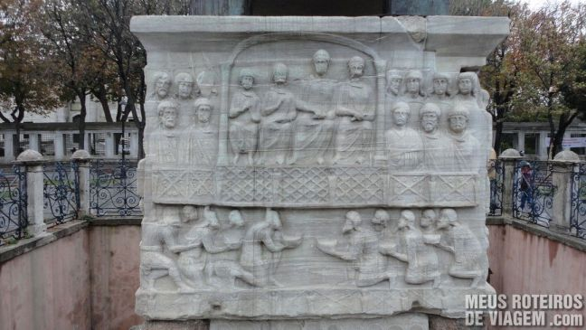 Praça do Hipódromo - Istambul, Turquia