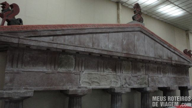 Museu Arqueológico de Istambul - Turquia