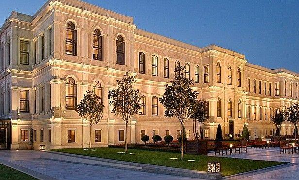 Palácio do Four Seasons Bosphorus (fonte: hotelsistanbul.net)