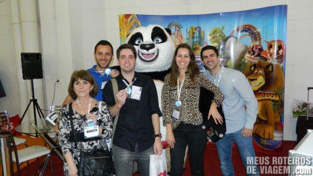Blogueiros e o Kung Fu Panda