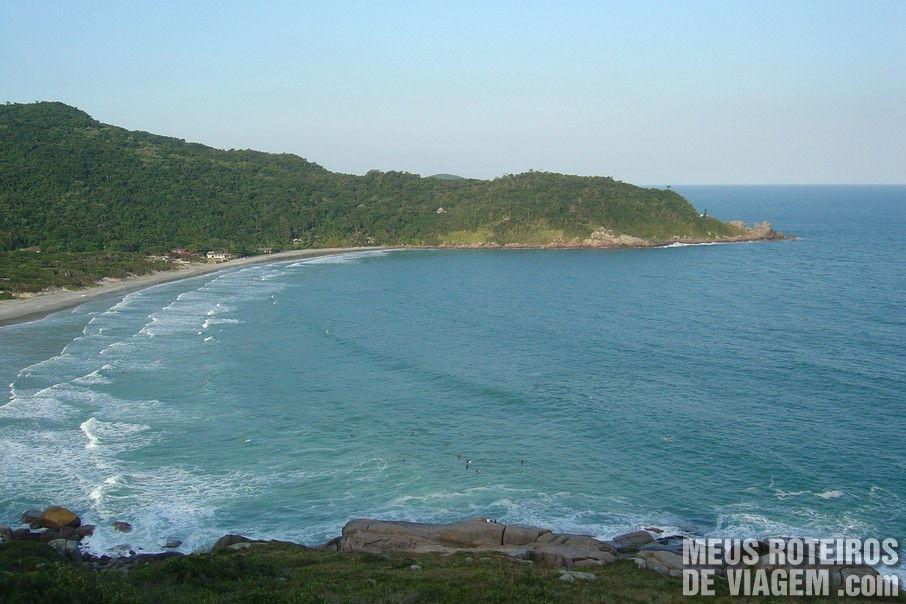 Praia de Naufragados - Floripa