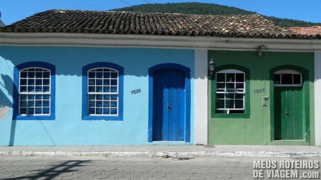 Casas açorianas