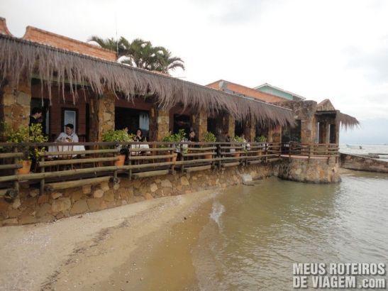 Restaurante Porto do Contrato - Ribeirão da Ilha, Floripa