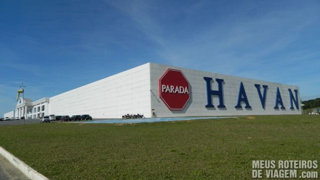 Parada Havan - Barra Velha / SC
