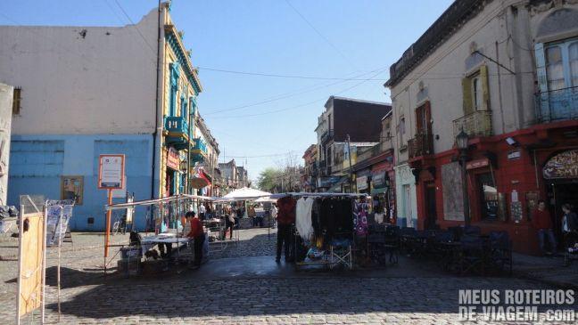 Caminito - Buenos Aires