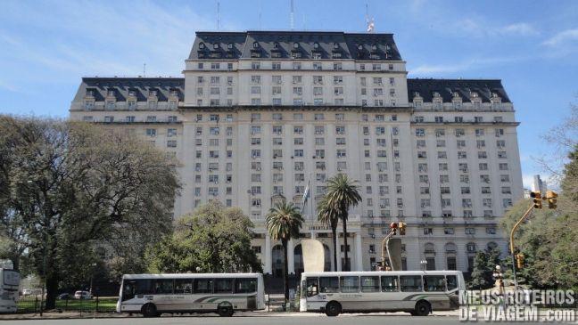 Prédio do Ministério da Defesa - Buenos Aires, Argentina