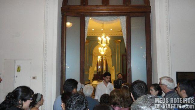 Interior da Casa Rosada - Buenos Aires, Argentina