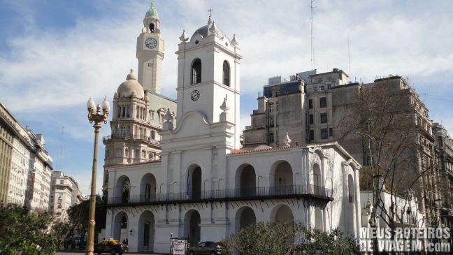 Cabildo - Buenos Aires, Argentina
