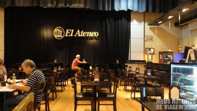 Livraria El Ateneo Grand Splendid - Buenos Aires, Argentina