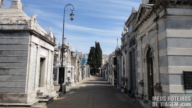 Cemitério da Recoleta - Buenos Aires, Argentina