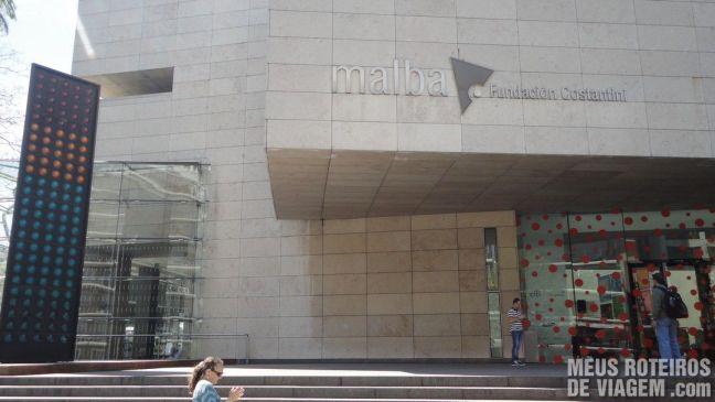 Museu de Arte Latinoamericano de Buenos Aires - MALBA