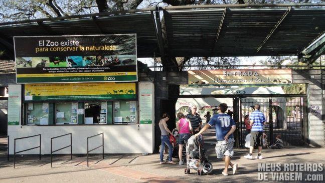Zoológico de Palermo - Buenos Aires