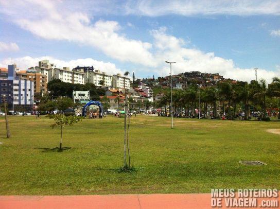 Parque de Coqueiros - Florianópolis