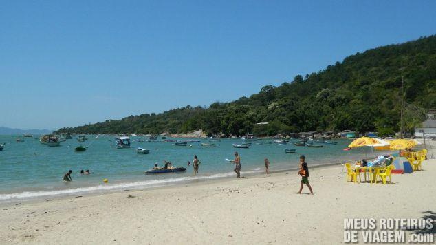 Praia de Ganchos de Fora - Governador Celso Ramos