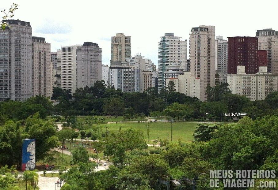 Parque do Povo - São Paulo