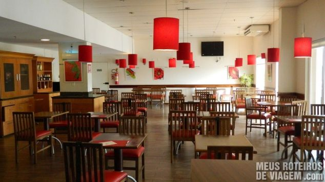 Restaurante do Hotel Ibis Porto Alegre Aeroporto