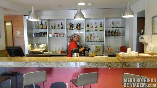 Bar do Hotel Ibis Porto Alegre Aeroporto
