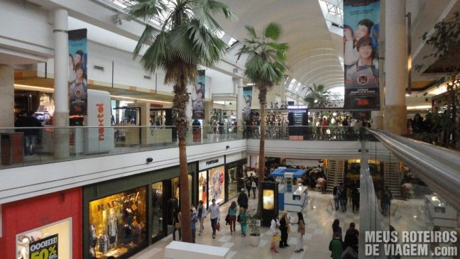 Mendoza Plaza Shopping - Argentina