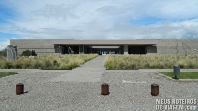 Entrada da Salentein, Mendoza