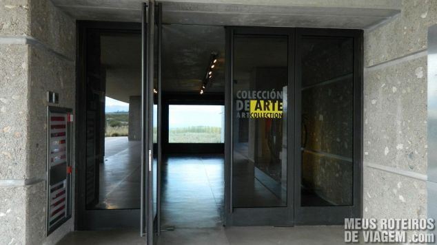 Galeria de arte na Salentein - Mendoza, Argentina